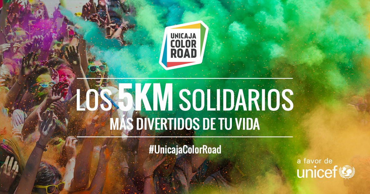 Unicaja Color Road - Espacio Joven Uni