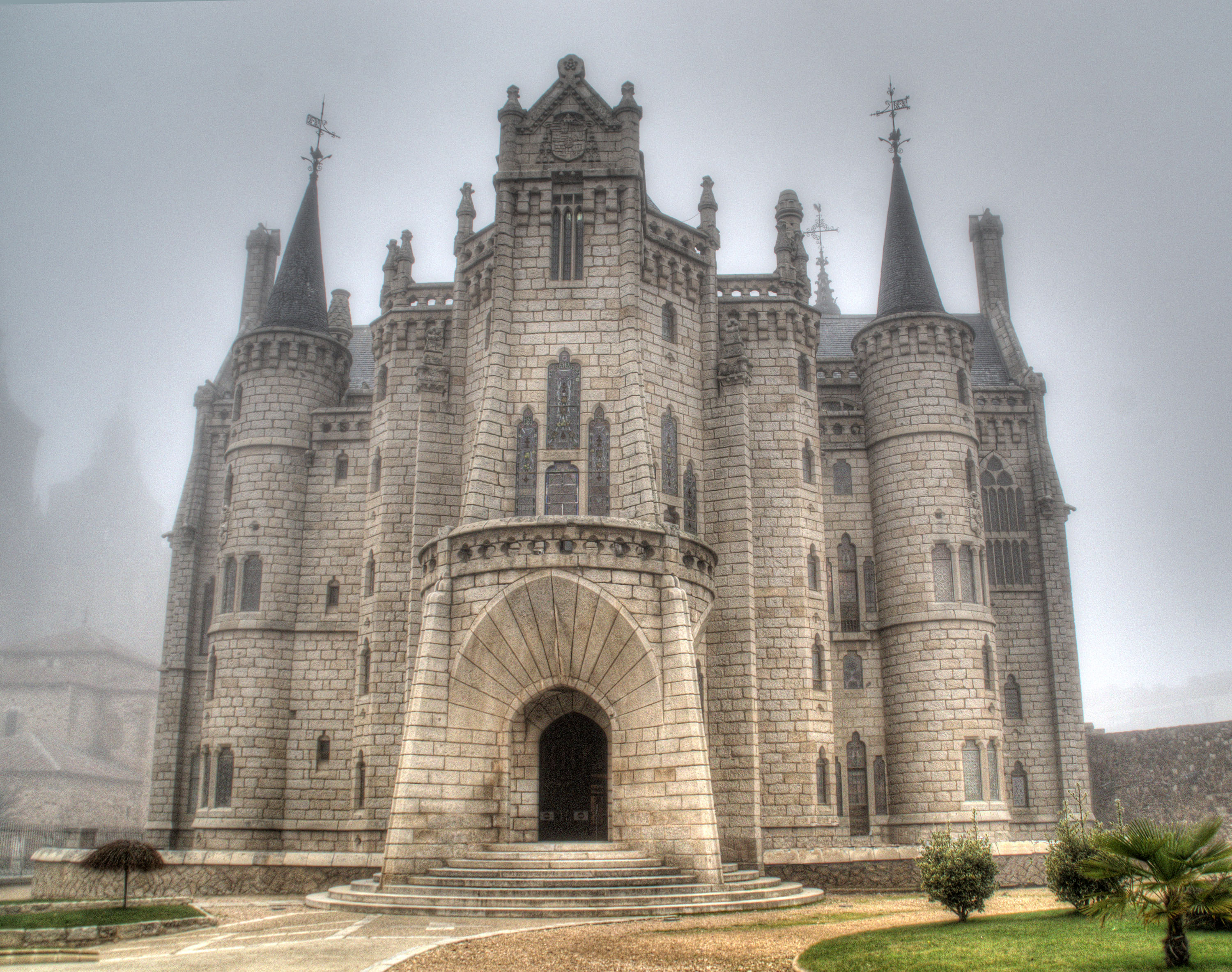 Palacio Episcopal Astorga