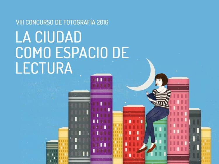 Ayudanos a elegir al ganador del segundo premio del VIII Concurso de Fotografía La Ciudad Como Espacio de Lectura