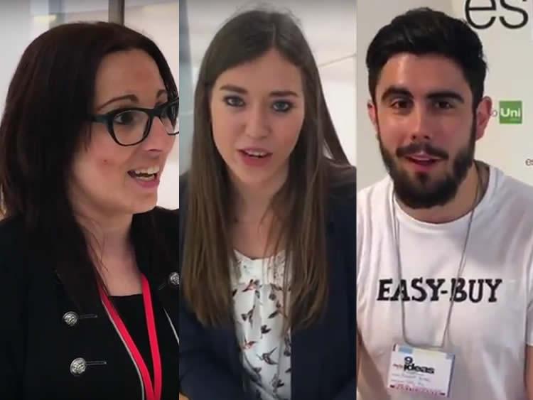 Equipo EJU: Protagonistas en la IX Feria de las Ideas