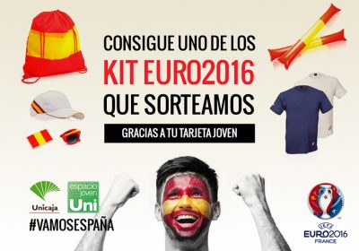 ¡Corre y gana un set de celebración EURO2016!