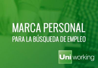 ¿Buscas empleo? ¡No te pierdas nuestro UniWorking!