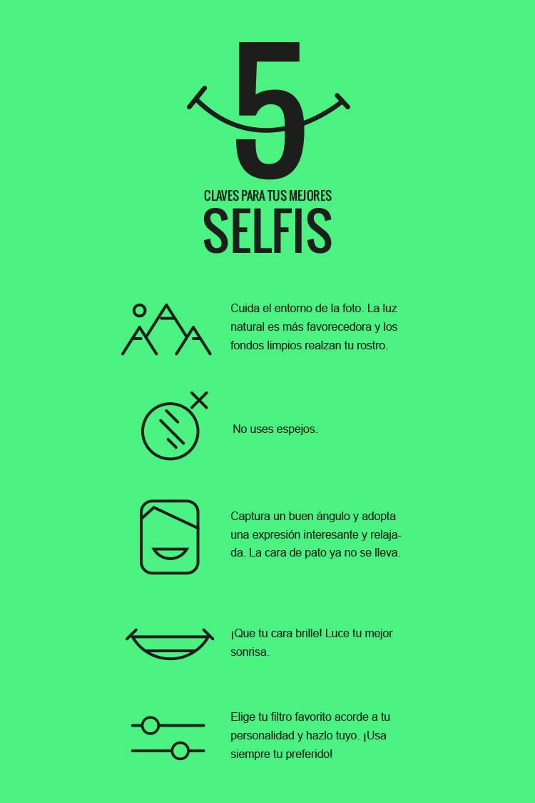 5 claves para tus mejores selfis y luce tu sonrisa - Caser salud dental ...