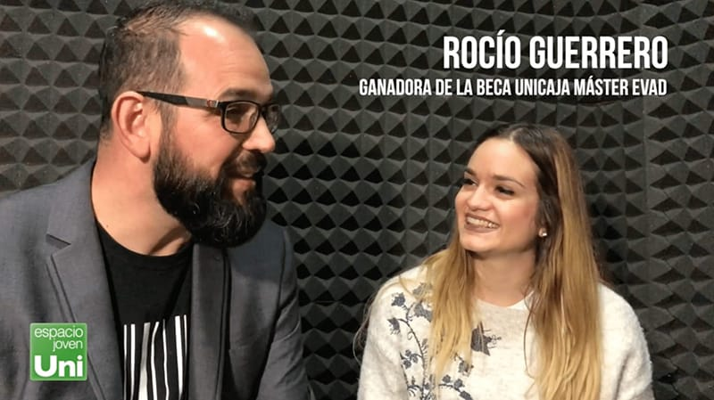 Rocío Guerrero nos cuenta cómo el Máster EVAD le ha cambiado la vida [vídeo]