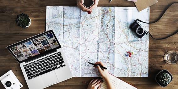 Planifica tu viaje en 10 pasos