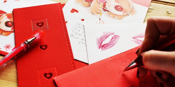 5 planes y un sorteo para triunfar en San Valentín