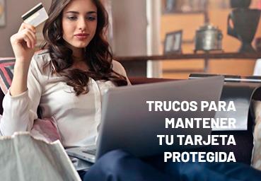 Tarjeta protegida