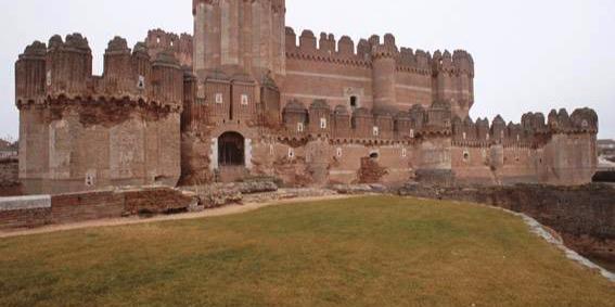 Castillos Castilla y León