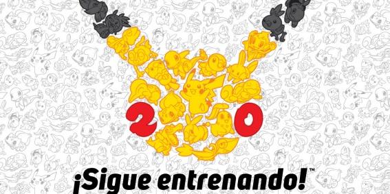20 años Pokémon