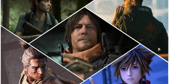Videojuegos más esperados