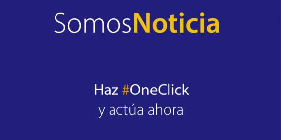 #OneClick